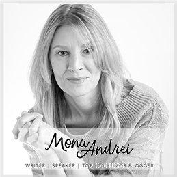 Mona Andrei Website Design